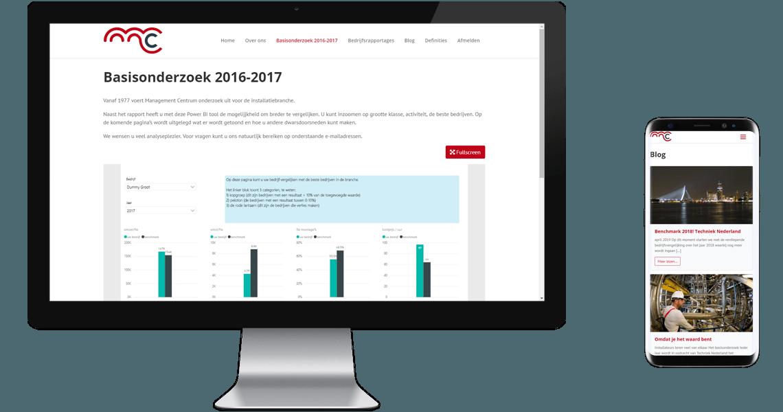 Benchmark Management Centrum